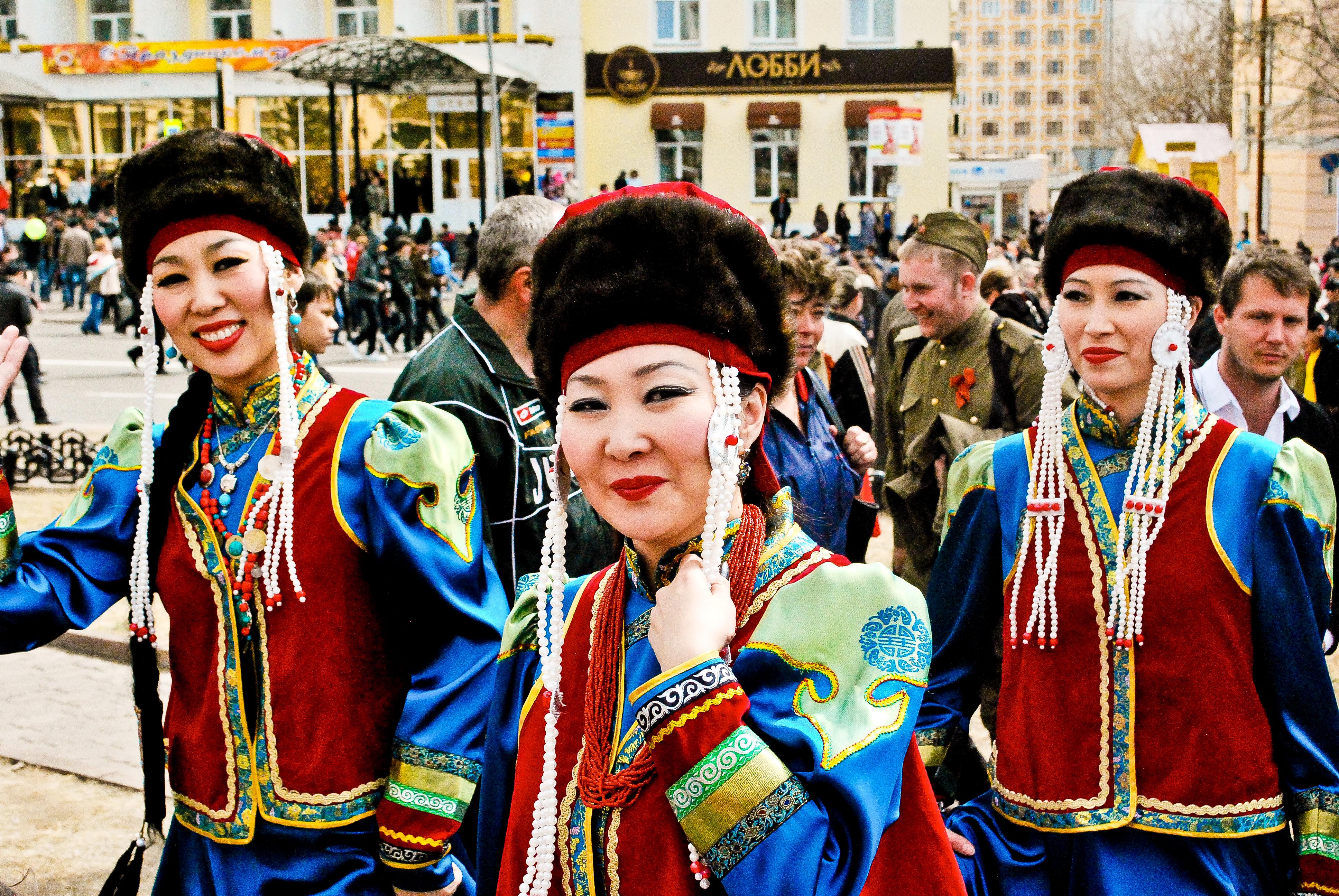 Siberian Shamanism: The Shanar Ritual of the Buryats