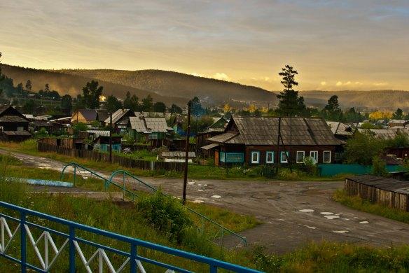 Siberian Village, Irkutsk Oblast