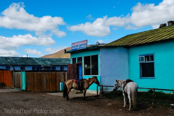 Older than the Old West, it's the Ancient East, Terelj, Mongolia.