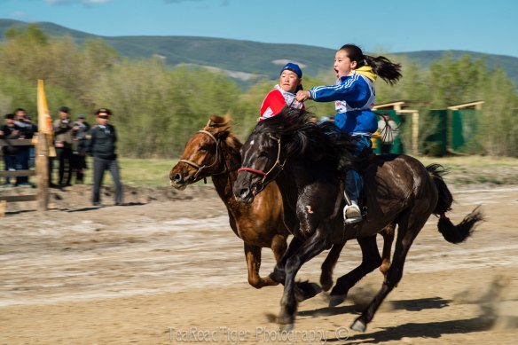 Determined Firecracker (the girl, not the horse) winning her second gold. She is the definition of determination.