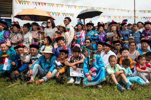 Ghengis Khan's grandchildren